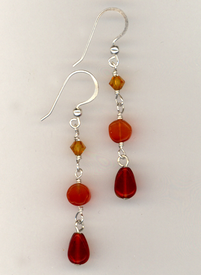 Autumn Colors Earrings