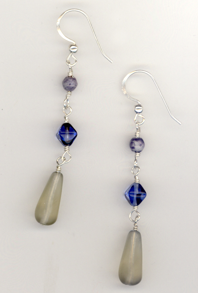 Montana Blue Nights Earrings