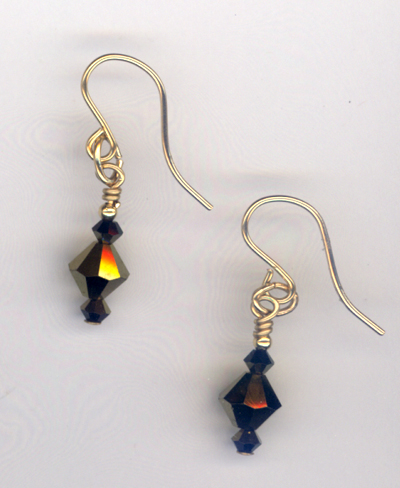 Gold Dorado Earrings