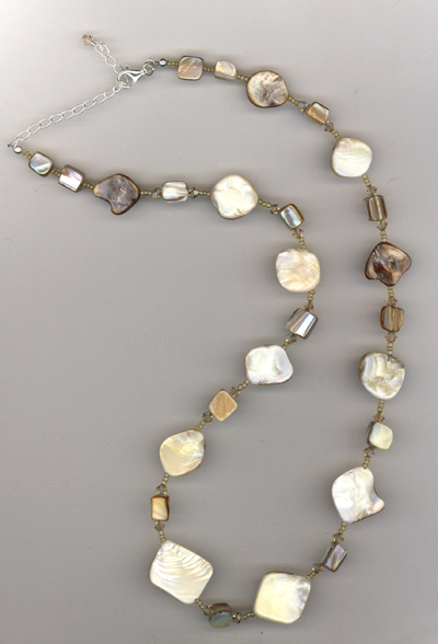 She Sells Sea Shells ~ Necklace