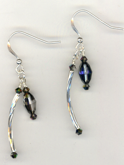 Razzle Dazzle ~ Holiday Crystal Earrings