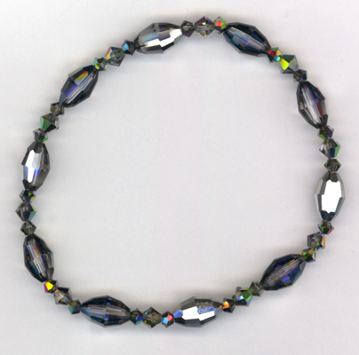 Razzle Dazzle ~ Holiday Crystal Bracelet