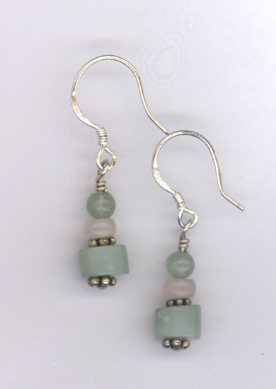 Spring Fling ~ Gemstone Earrings