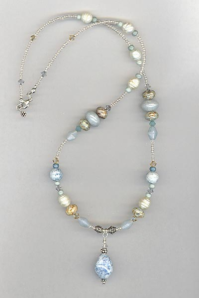 By The Sea Necklace