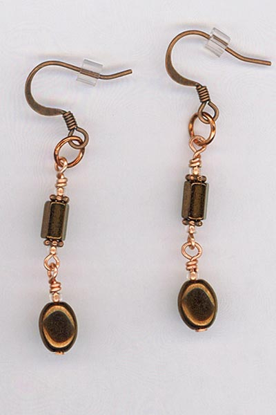 Copper 2 dangle
