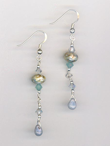 By The Sea ~ Earrings