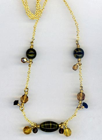 Lavish In Gold ~ Necklace
