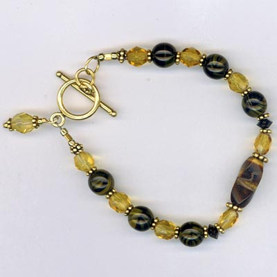 Lavish In Gold ~ Bracelet