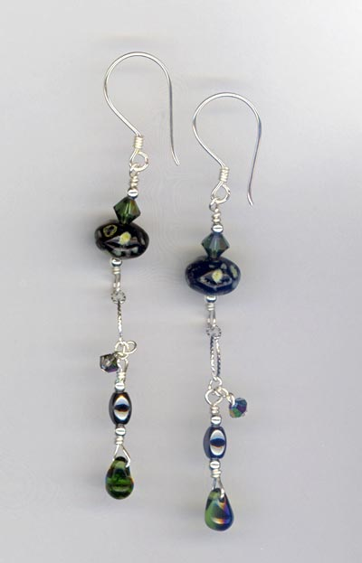 Sherwood Forest ~ Earrings