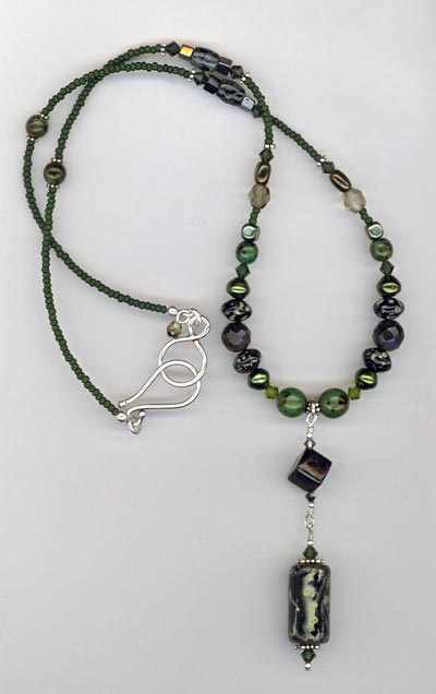 Sherwood Forest ~ Necklace