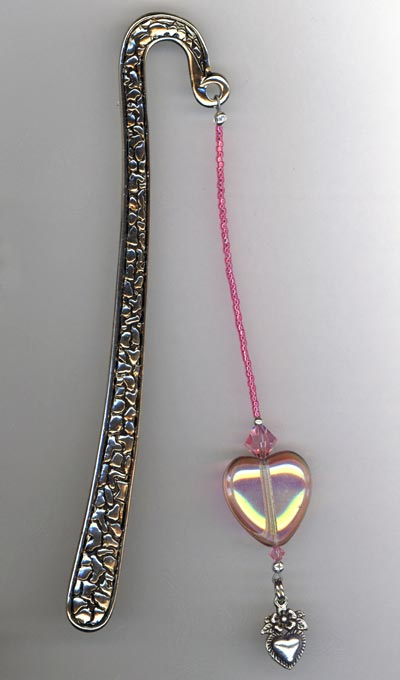 Heart's Of Love Bookmark